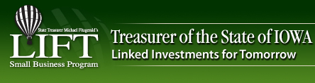 Treasurer of the State of IOWA - Linked Investments For Tomorrow